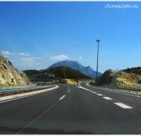 Góry koło Makarskiej