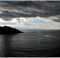 Burza na wyspie Korćula
