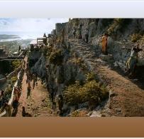 """Kadry z filmu """"Gra o tron"""""""