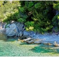 Plaża Malo Zaraće,