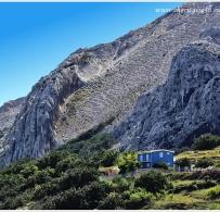 Blisko wejścia na szczyt Sv. Vid