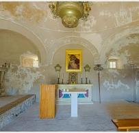 Kościół Św. Gwidona, twierdza Klis