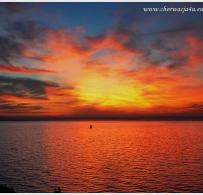 Chorwacja zachód słońca