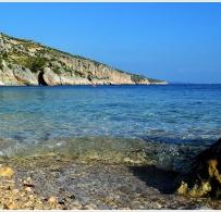 Plaża w Velo Zaraće