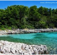 Zatoka Zitna-Żytnia,wyspa Korćula