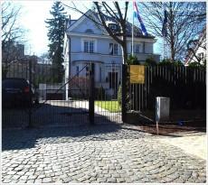 Ambasady Republiki Chorwacji w Warszawie