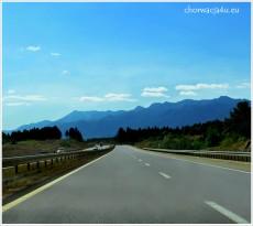 Pasmo gór Velebit