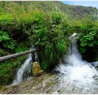 Mały wodospad