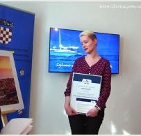 """1 miejsce – Xenia Chorwaniec – """"Dubrownik"""""""