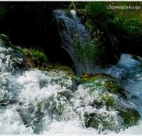 Średni wodospad